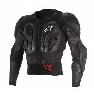 Alpinestars Kinder youth bionic action jacket Protektorenjacke + Neck Brace MX