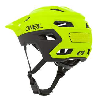 ONeal Trailfinder Split Neon Fahrrad Helm All Mountain Bike Trail MTB BMX