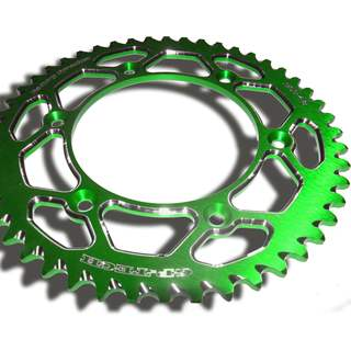 GP-TECH Factory Kettenkit Kawasaki grün DID 520 VX3 X Ring